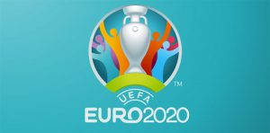 Logo van het EK 2020